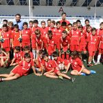 Clausurado el I Campus del Manzanares C.F. con la participación 57 jóvenes