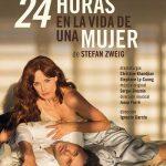 """Silvia Marsó estrena """"24 horas en la vida de una mujer"""" en la patio de Comedias de Torralba de Calatrava"""