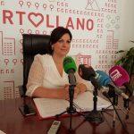 La alcaldesa de Puertollano marca un plan de acción para intensificar la reivindicación de la opción sur de la autovía A-43