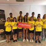 El Club Natación Alarcos participará en los campeonatos de España en categoría alevín, infantil, junior y absoluta