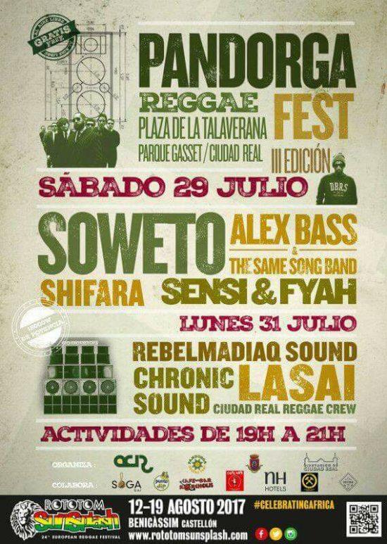 pandorga reggae fest 3