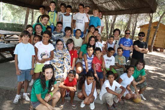 Puertollano encuentro regional del programa vacaciones en for Piscina dehesa boyal