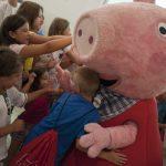 """""""Los Mundos de Peppa Pig y de Ben y Holly"""" llegan este sábado al Auditorio La Granja"""