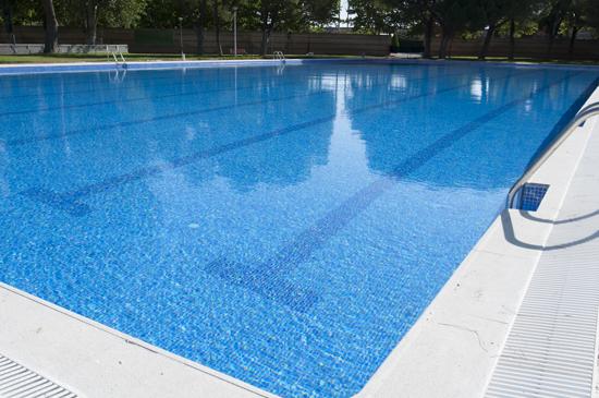 La obra de la piscina se recepcionar esta semana y se for Piscina municipal arganda del rey