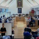 Histórica discrepancia en el Pleno en torno al nombramiento de los ciudadanos ejemplares