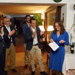 El nuevo presidente del Rotary Club de Ciudad Real, Jesús Fernández Bravo, reclama la implicación de la sociedad