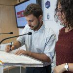 PSOE y Ganemos acuerdan que el Plan de Trabajo Garantizado se desarrolle a través del IMPEFE