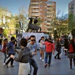 """La Asociación Swing Ciudad Real presentará el miércoles el """"I Ciudad Real Swing Exchange"""" en la Plaza Mayor"""