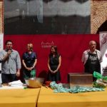 """Triguero asiste a la máster class celebrada en Almagro con """"Los Sabores del Quijote"""""""