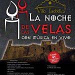 Se acerca 'La noche de las velas' al Castillo de Calatrava la Nueva