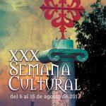 Villamayor de Calatrava se prepara para vivir su XXX Semana Cultural, con importantes novedades