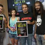 Diez grupos y cuatro conciertos en la primera edición de Suena CR