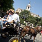 Paseo a caballo por Ciudad Real