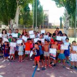 La Escuela de Verano de Carrión de Calatrava, este año bilingüe, atiende a 74 niños y niñas durante el mes de julio