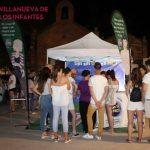 La campaña 'Sin un sí, es no' llega a Villanueva de los Infantes