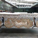 Ciudad Real: La restauración de la carroza de la Virgen del Prado