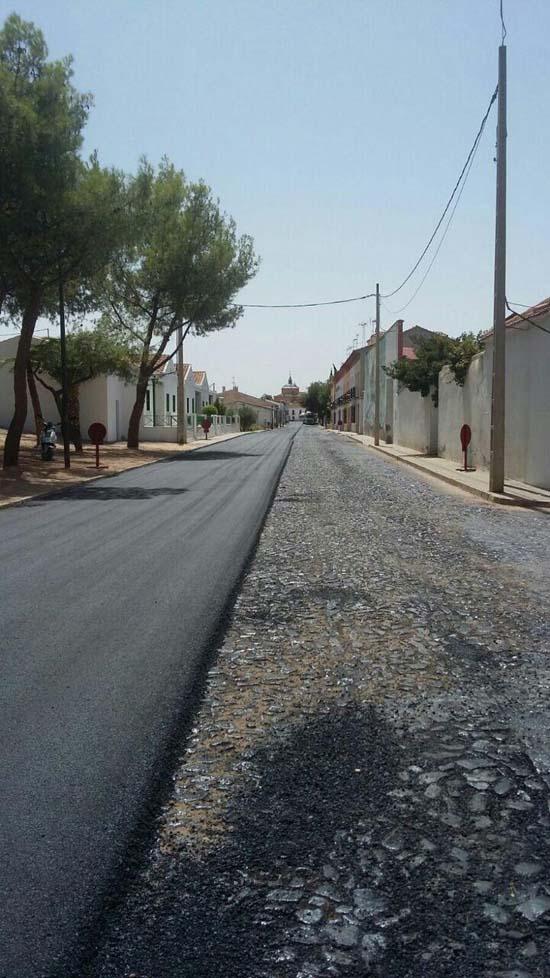 asfalto almagro