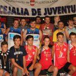 Puertollano: Una veintena de equipos compitieron en el Paseo de San Gregorio en el V Torneo 3×3 de Baloncesto