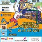 La asociación juvenil Atutti Jorobi celebrará en agosto la segunda edición de su torneo de Balonmano Playa