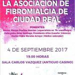 La Asociación de Fibromialgia se presentará el próximo lunes en el Antiguo Casino