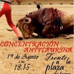 Colectivos animalistas convocan una concentración frente a la Plaza de Toros de Ciudad Real