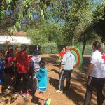 Encuentro intergeneracional de Cruz Roja Puertollano enmarcado en el proyecto 'Intervención familiar con infancia en riesgo'