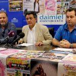 Robe, Vanesa Martín, Inhumanos y Azúcar Moreno, artistas destacados en «Daimiel en Concierto»