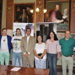 """La Diputación apoyará las """"Noches en la almazara"""" como iniciativa de promoción de los productos locales de Malagón"""