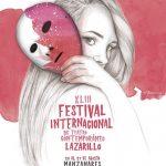 La ilustradora Cristina Reina, autora del cartel del 43 FITC Lazarillo