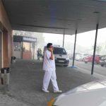 Puertollano: La combustión de una freidora en la cafetería del Hospital Santa Bárbara obliga a actuar a bomberos y policía