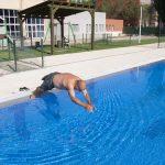 La piscina del Rey Juan Carlos permanecerá abierta mientras la demanda y la meteorología lo permitan