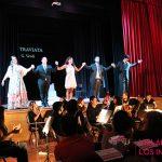 Villanueva de los Infantes: Ovación del público para la OFMAN y el elenco de La Traviata