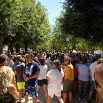 Cientos de asistentes a la IV Feria Regional de las Migas de Villamayor de Calatrava