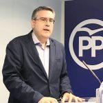 """Rodríguez (PP) dice que """"el podemita Page"""" viene a """"engañar"""" a los ciudadrealeños """"con el beneplácito de Zamora"""""""
