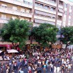 La Plataforma Contra el Ruido del Torreón también solicitó ayuda al subdelegado del Gobierno ante la llegada de la Feria