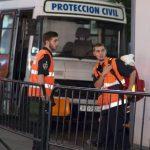 Trasladan al hospital a un hombre de 55 años que sufrió un infarto en la Feria de Ciudad Real después de ser víctima de un robo