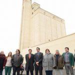 La Diputación ofrecerá el 8 de septiembre un concierto de Bebe en el Silo de Almagro tras finalizar los trabajos de restauración