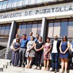 El silencio y solidaridad de Puertollano frente al terrorismo