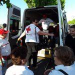 El Transporte Adaptado de Cruz Roja llega a Villanueva de la Fuente gracias al Ayuntamiento