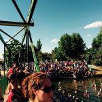 Más de 140 deportistas participan en el Tricros de El Robledo