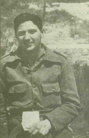 Comandante de la 206 Brigada Mixta, con 22 años (Tiempo de Historia, marzo de 1979)