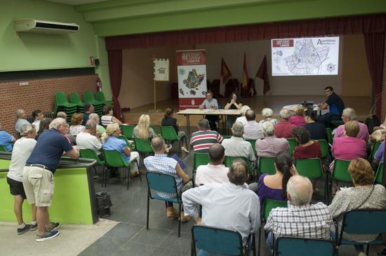 Asamblea en La Poblachuela - 1
