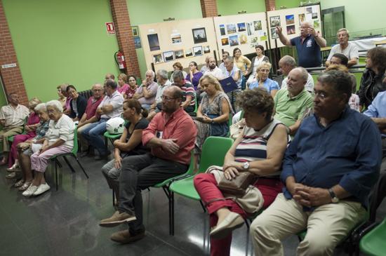 Asamblea en La Poblachuela - 2