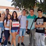 El Servicio de Limpieza colabora con un curso de formación laboral de Cruz Roja Española Ciudad Real