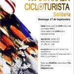 Este domingo se celebra la III Jornada Cicloturista de SOLMAN