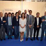 """Pilar Zamora en la inauguración de IMEX: """"Ciudad Real tiene un interés especial en la inversión empresarial"""""""