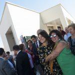 """""""Sois vecinos con todos los derechos"""": Inaugurado el nuevo aulario del colegio de Valverde"""