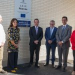 Inauguración aulario de Valverde - 3