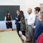 Inauguración aulario de Valverde - 6