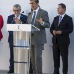 Inauguración aulario de Valverde - 9